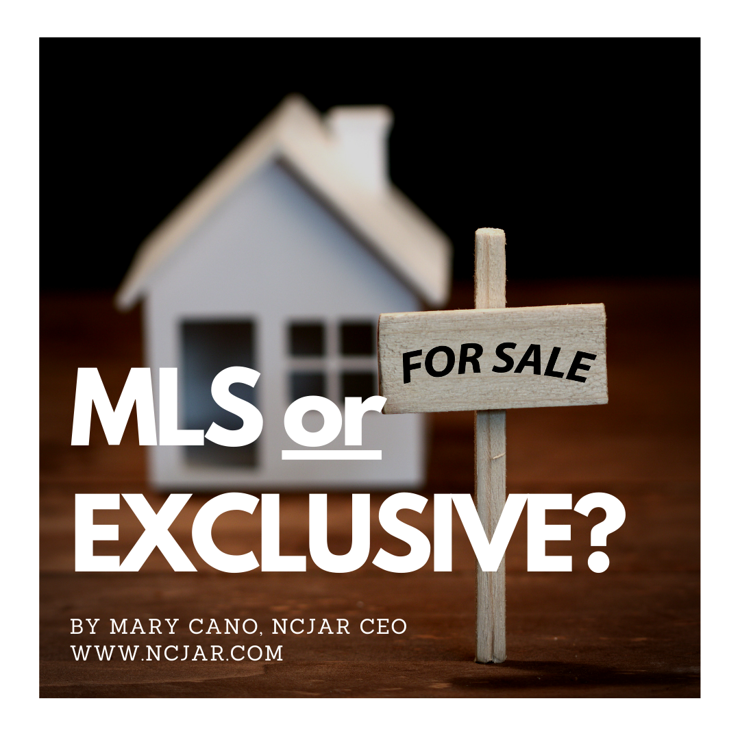 MLS or EXCLUSIVE