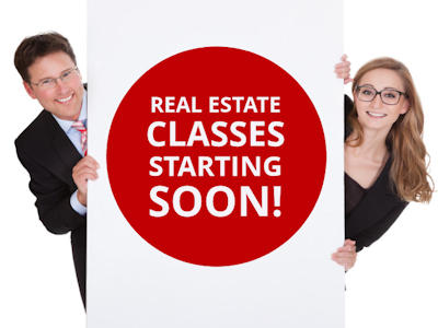 real estate classes starting soon