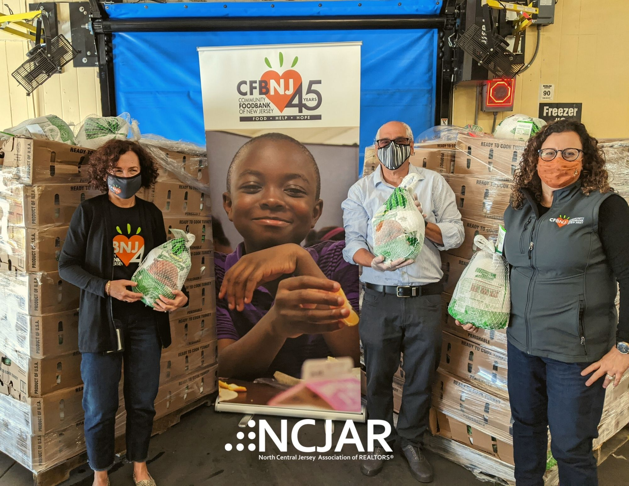 NCJAR's Virtual Turkey Drive