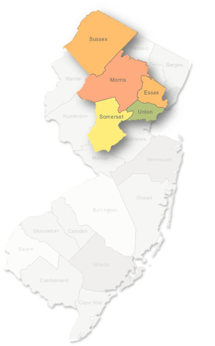 nj coverage area map