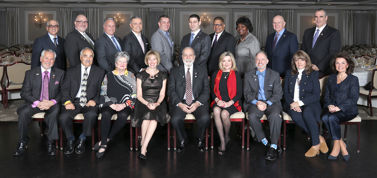 2019 Officers Trustees NCJAR