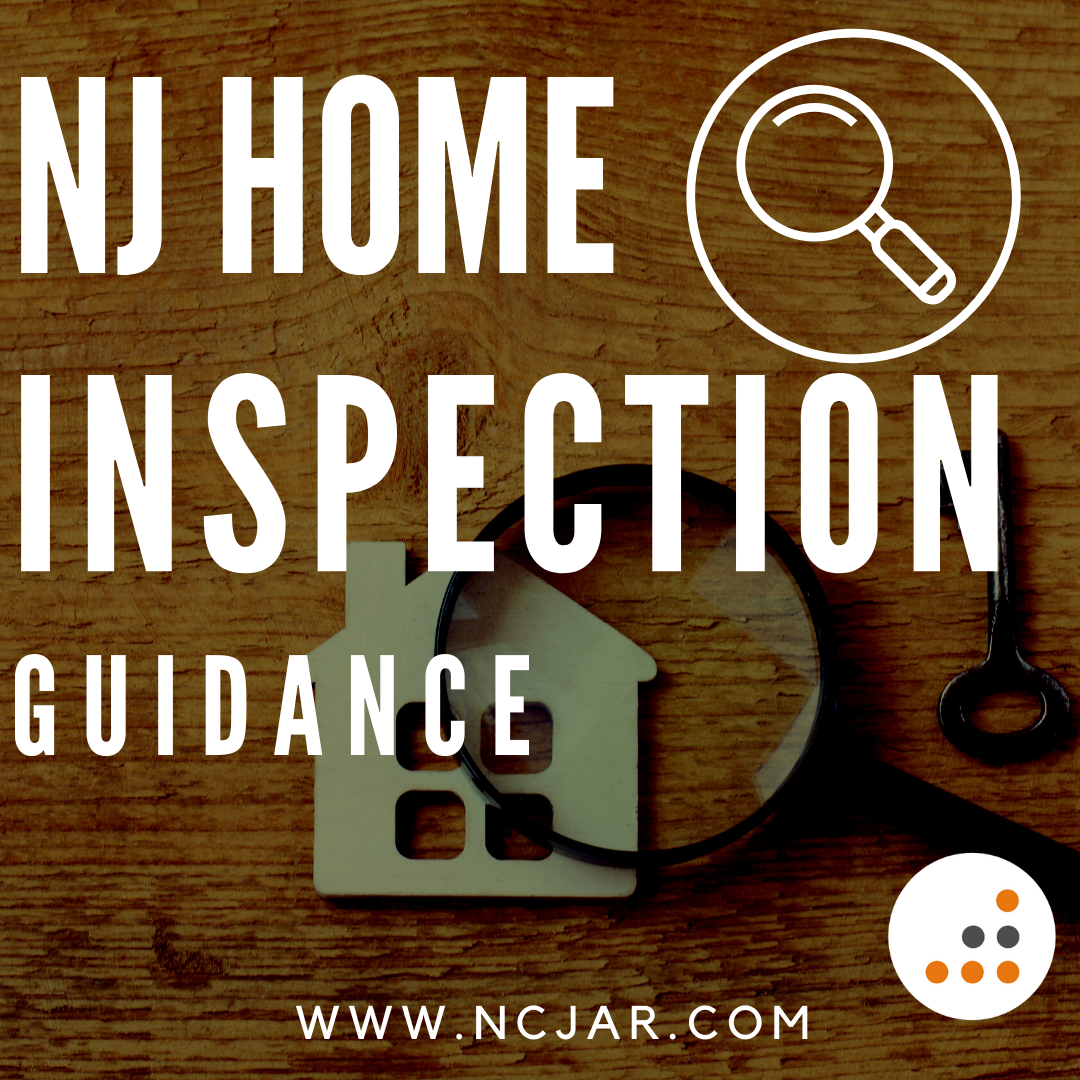 NJ HOME INSPECTION guidance