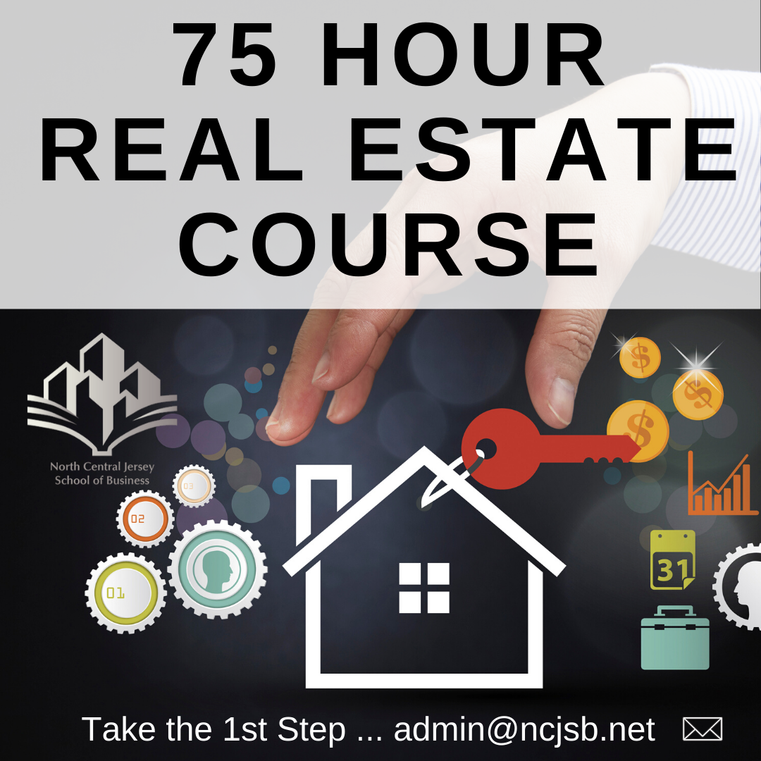 NIGHT - NJ Real Estate Course - ONLINE