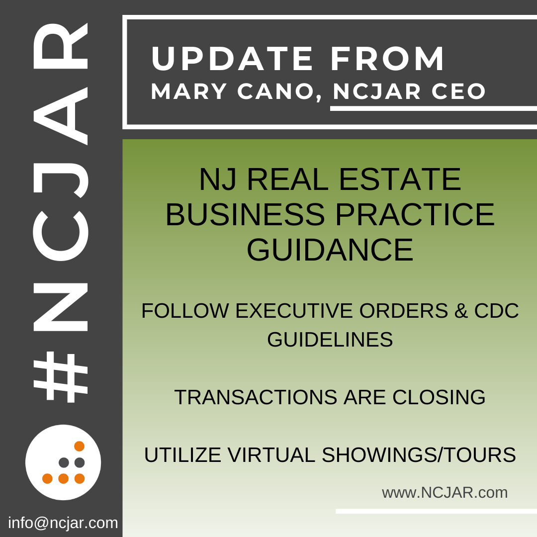 Update from Mary Cano NCJAR CEO