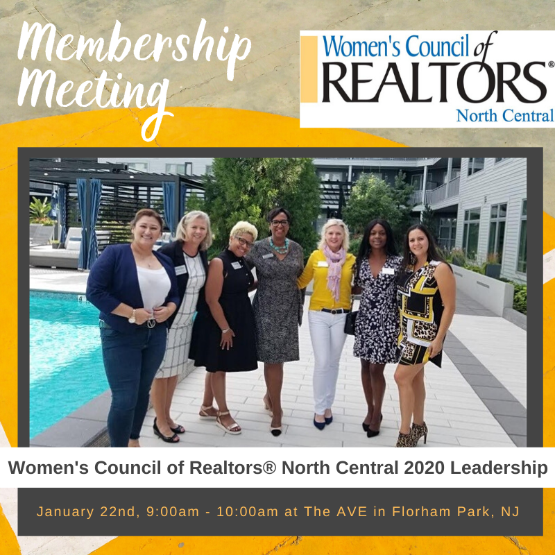 WCR Membership Meeting